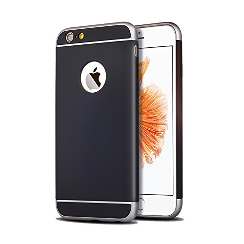 Apple-iPhone-6-Custodia-e-iPhone-6S-47-pollici-3-in-1-Antiurta-Sottilissima-Dura-Protettiva-Custodia-Cover-Case-per-Apple-iPhone-6-iPhone-6S-Bumper-Back-custodianero