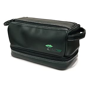 ToiletTree Products Toiletry Bag with Travel Accessories (TSA Approved Bottles) by ToiletTree Products