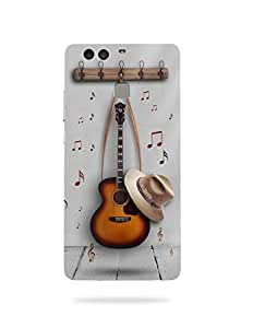 alDivo Premium Quality Printed Mobile Back Cover For Huawei P9 / Huawei P9 Back Case Cover (MKD104)