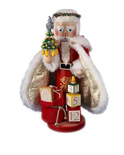 Kurt Adler 12 Days of Christmas Musical Nutcracker