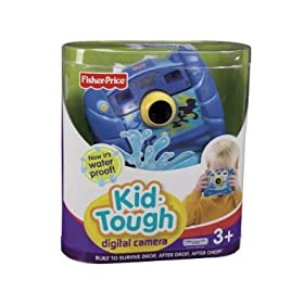 Kid Tough Waterproof Digital Camera