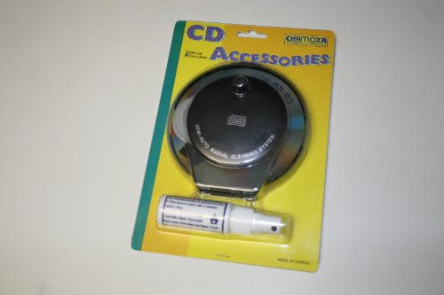 chamoxa 13001, Kit de nettoyage de CD/DVD