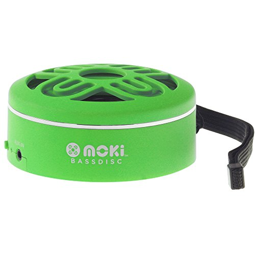 Moki-BassDisc-ACC-BDSCG-Bluetooth-Wireless-Speaker