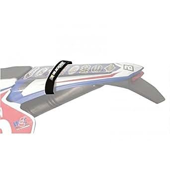 Amazon.com : Sangle de maintien arrière Blackbird noire - 78101818