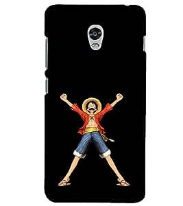 FUSON 3D Designer Back Case Cover foR Lenovo vibe p1 D9995