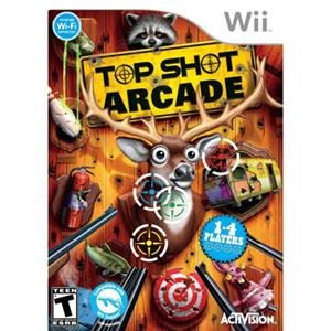 NEW Top Shot Arcade Wii (Videogame Software)