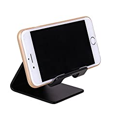Imported Aluminum Cell Phone Desk Stand Holder Support For Samsung iPhone Tablet Mini