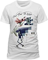 Collectors Mine Herren T-Shirt RTPFL08030 Pink Floyd - Teachers Wall