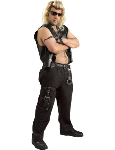 Dog The Bounty Hunter Halloween Costume - Most Adults