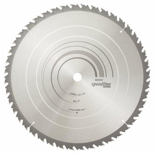 Lame pour scie circulaire de table 500x30 44 dents bosch - Scie circulaire de table bosch ...