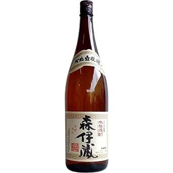 森伊蔵 芋焼酎 25度 1800ml 森伊蔵酒造 鹿児島県