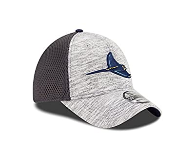 MLB Tampa Bay Rays 2016 Clubhouse 39Thirty Stretch Fit Cap