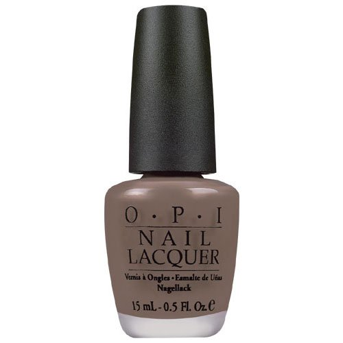 OPI ネイルラッカー B85 15ml OVER THE TAUPE