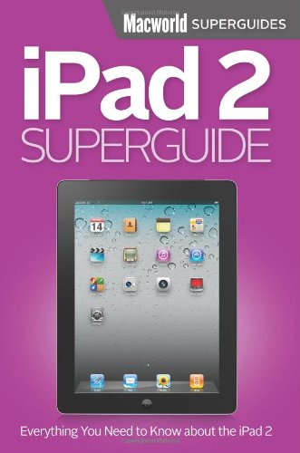 Ipad 2 Superguide: Everything You Need To Know About The Ipad 2