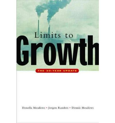 Limits to Growth: The 30-year Update. (Book & CD-ROM)