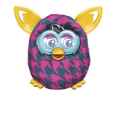 Furby Boom (Purple Houndstooth) by Furby