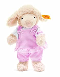 Steiff Sweet Dreams Lamb Pale Pink 8""