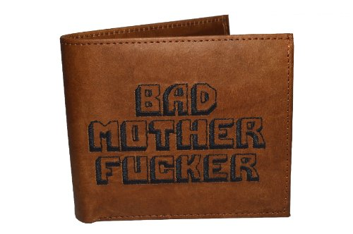 BMF Wallets  BMF Wallets, Portafogli  marrone Bi-Fold