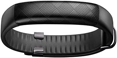 UP2 by Jawbone Activity + Sleep Tracker, Black Diamond, Classic Flat Strap