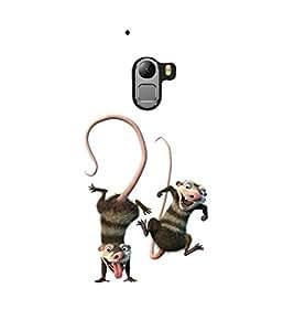 printtech Disney Cartoon Back Case Cover for Lenovo Vibe K4 Note