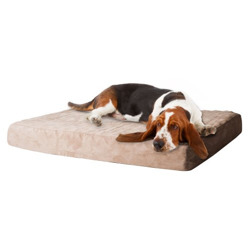 petmaker-memory-foam-dog-bed-with-removable-cover-x-large