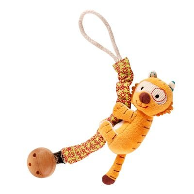 Lilliputiens Tom pacifier holder