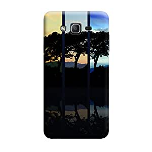 iCover Premium Printed Mobile Back Case Cover With Full protection For Samsung On5 (Designer Case)