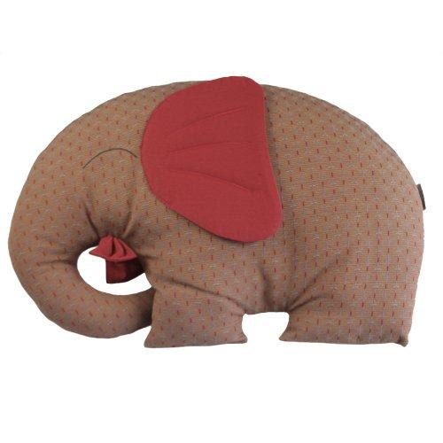 Cojines decorativos (elefante) (marrón)
