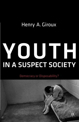 Youth in a Suspect Society