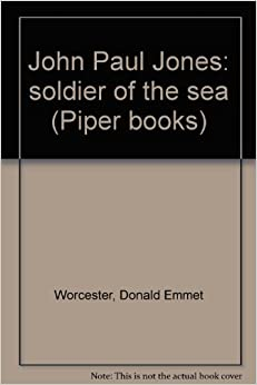 john paul jones soldier of the sea piper books donald. Black Bedroom Furniture Sets. Home Design Ideas