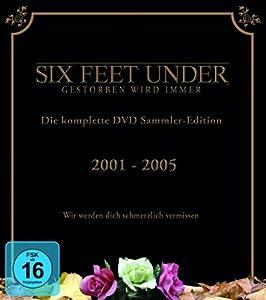 Six Feet Under - Die komplette Serie (25 Discs) (exklusiv bei Amazon.de)