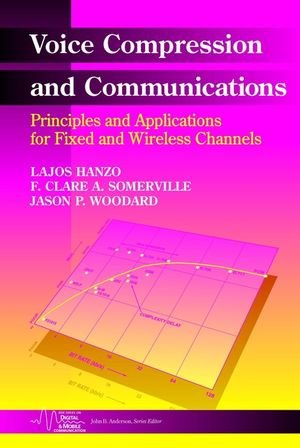 Voice Compression and Communications: Principles and Applications for Fixed and Wireless Channels (Software Engineering Somerville compare prices)