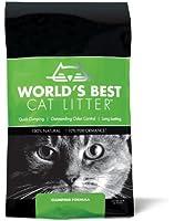 Worlds Best Cat Litter Bag Clumping Formula, 6.35kg