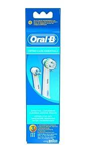 Oral-B - Brossette pour appareils orthodontiques x3