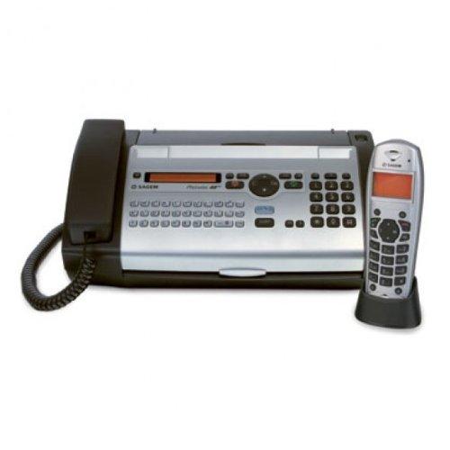 FAX SAGEM PHONEFAX 48TDS NOIR BLANC