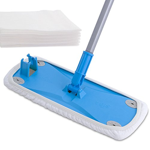 mr-siga-wide-surface-microfiber-mop-come-with-6-dry-wipes-paper-mop-plate-size-38-x-14cm