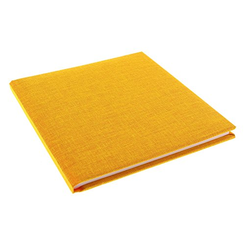 goldbuch-41-702-summertime-autograph-book-96-pages-assorted-165-x-165-cm-yellow