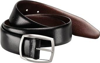 Allen-Edmonds Men's Delaware (Reversible),Black/Brown Leather,US 46