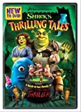 Shrek's Thrilling Tales DVD Feat Monsters Vs Aliens NEW FOR 2012 Shrek
