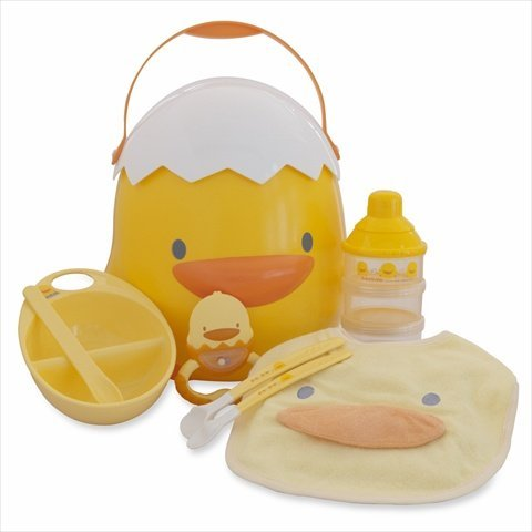 Piyo Piyo GS-BF032013 Feeding Baby Set - Pack of 6