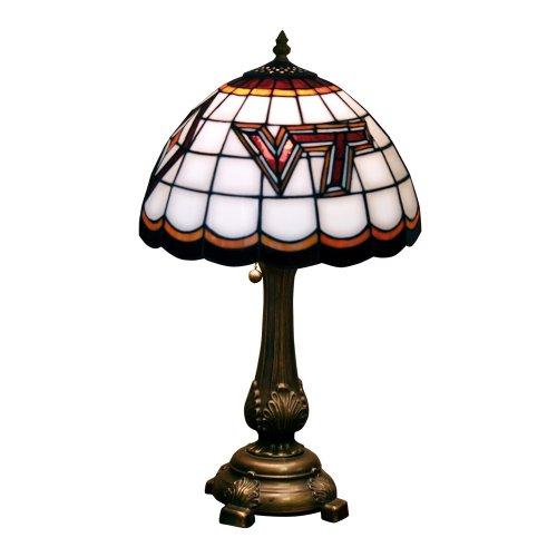NCAA Virginia Tech Hokies Tiffany Table Lamp The Memory Company Table Lamps autotags B000KXLMLI