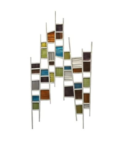 Nova Colored Windows Wall Art, Multi