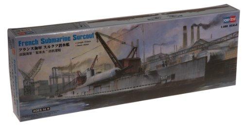 1/350 潜水艦 シリーズ フランス海軍 スルクフ潜水艦