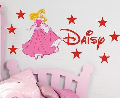 Disney Princess Bedroom Accessories
