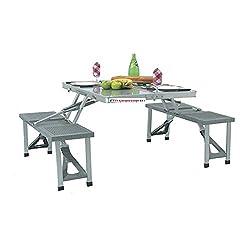 Teleshopping 18 Folding Picnic Table