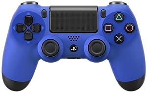 Wireless Controller Dualshock 4 Wave Blue (Japan Import)