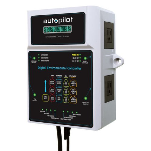 Hydrofarm Autopilot Digital Environmental Controller