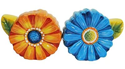 Westland Giftware Flowers Salt and Pepper Shakers by Toy Zany