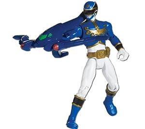 power rangers 35102 figurine megaforce bleu 10 cm jeux et jouets. Black Bedroom Furniture Sets. Home Design Ideas