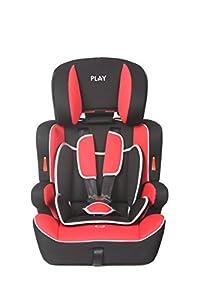 Play Safe Ten - Silla de coche grupo 1/2/3